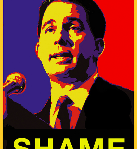 WI Gov. Walker Attempting To Ban Gays Visiting Their Partners In Hospitals