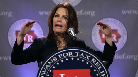 Michele Bachmann Signs Pledge That Homosexuality Is a Choice, Health Risk