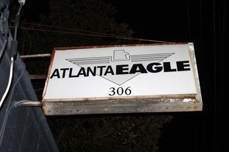 the atlanta eagle, atlanta gay bar, atlanta gay bar raid, police gay bar raid, the eagle raid