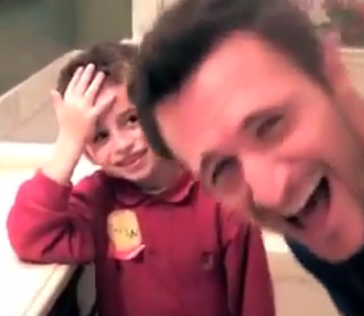 Little Boy Meets First Gay Couple – VIDEO