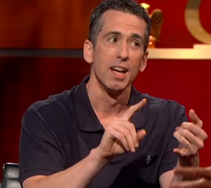 dan savage stephen colbert, dan savage colbert report, dan savage adultery, dan savage monogamy