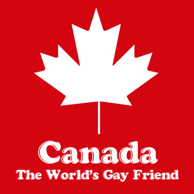 Happy 6th Anniversary of Gay Marriage, Canada!