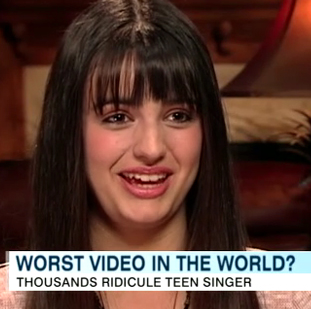 Rebecca Black is Back: 'My Moment'
