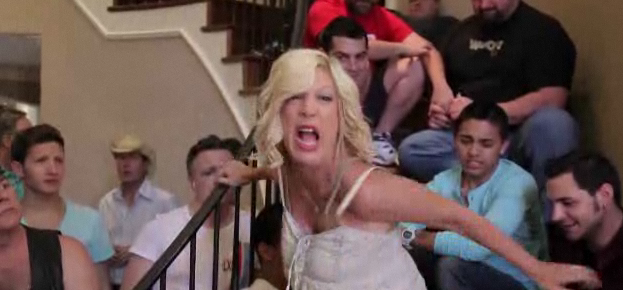 (Gay) Hoarders: Tori Spelling Edition