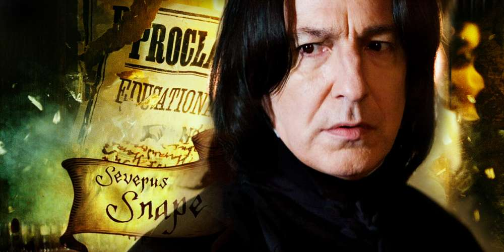 Severus Snape: It Gets Better