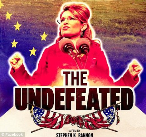 sarah palin defeated, sarah palin the undefeated flop, sarah palin flop, sarah palin movie bombs