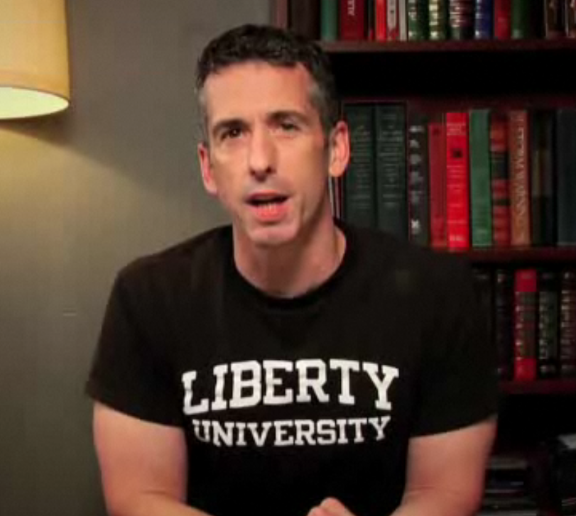 Funny or Die: Dan Savage Threatens To Redefine 'Rick'