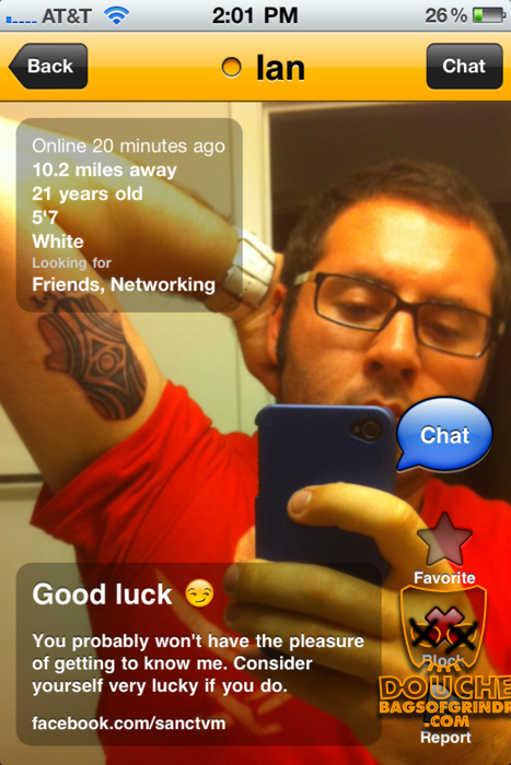 douchebags of grindr, douchebagsofgrindr