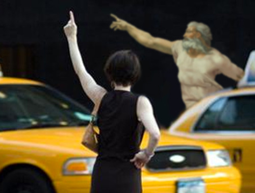where is he now, we found god, where is god, god taxi