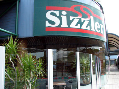 Panic at the Sizzler! Manager Allegedly Assaults Lesbian Buffet-Lover