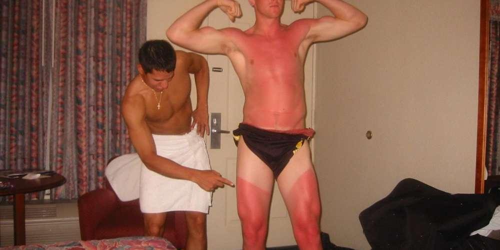Attention Summer Drunks: Wine Prevents Sunburn
