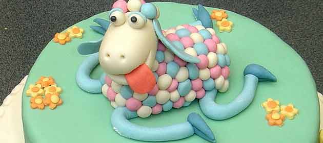 lamb, cake, ice cream, dessert, candy, silly