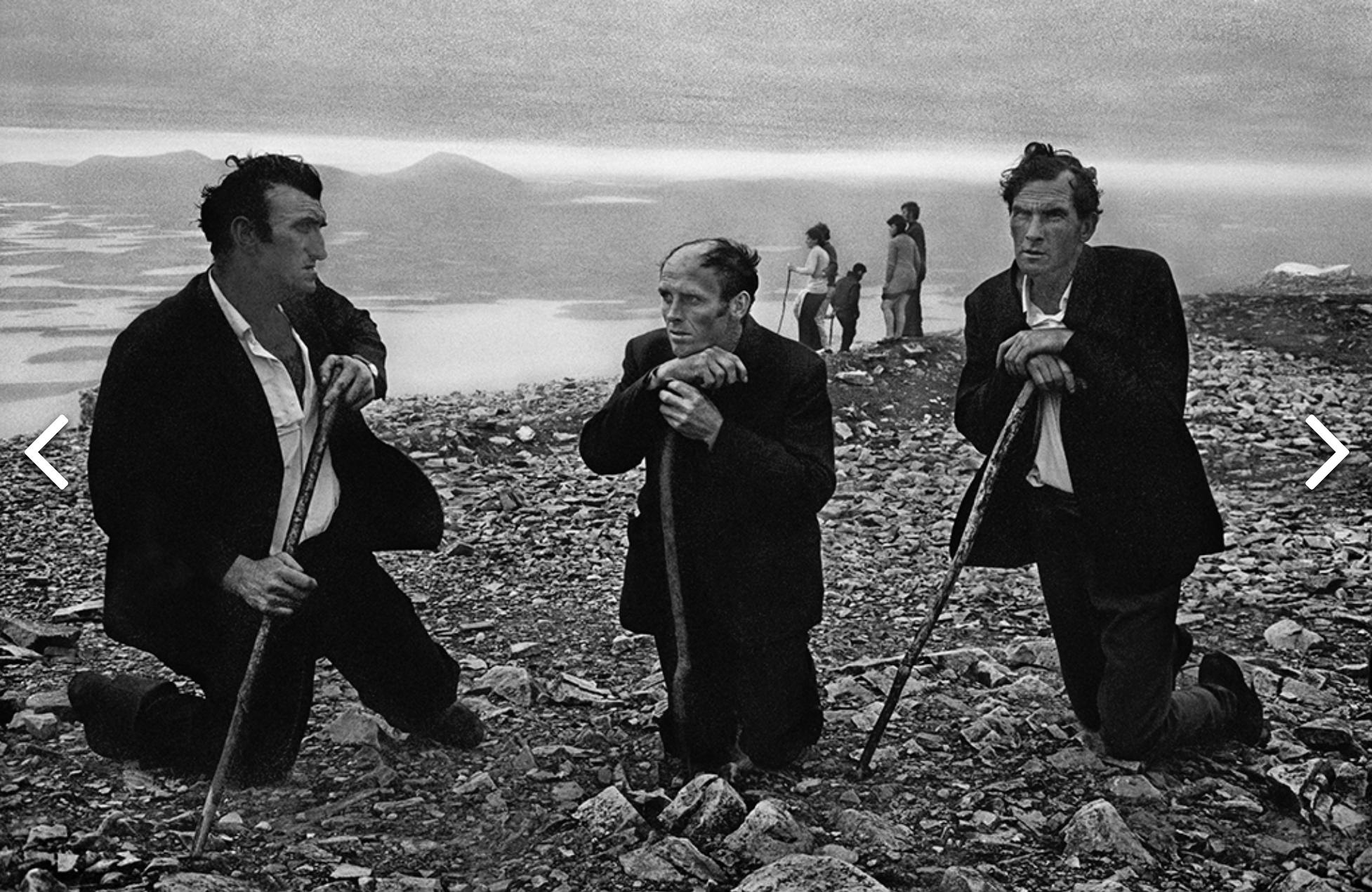 Magnum Photographer Josef Koudelka's Focused On Gypsies