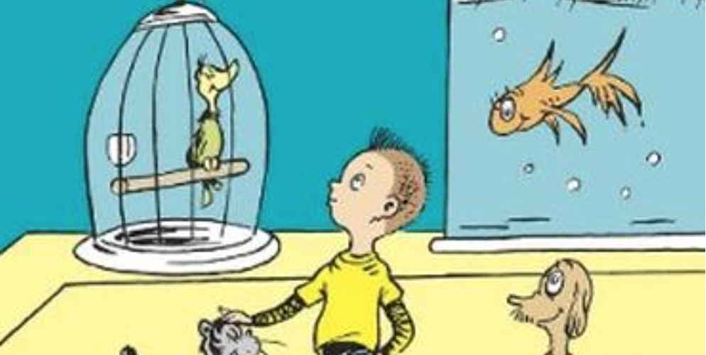 Widow Discovers Unpublished Doctor Seuss Book