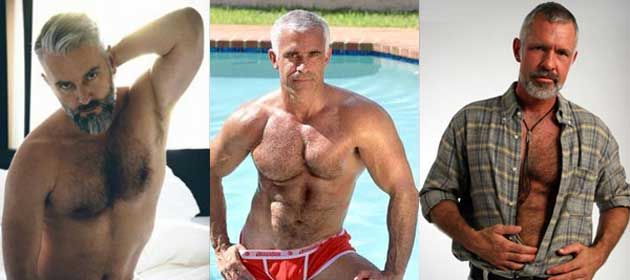 These 10 Silver Daddies Wanna Tell You Some Secrets… (NSFW)
