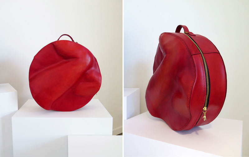 Body-Shaped Luggage Makes You Want To Reveal What's Inside
