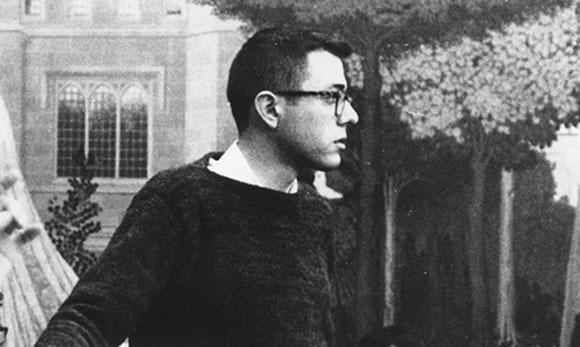 Bernie Sanders at age 22