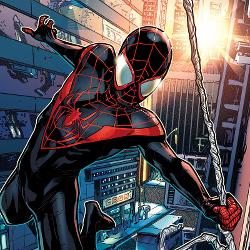 Ultimate Spider-Man, spider man, spider-man, marvel comics, web-slinging