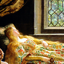sleeping beauty, chronic fatigue syndrome, SEID