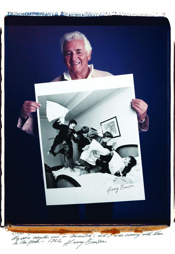 1964, Harry Benson, beatles, photography