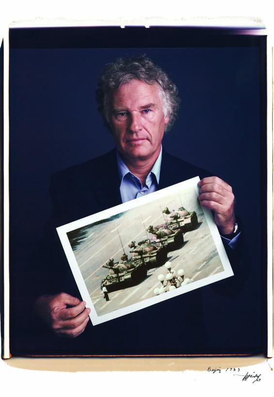 Jeff Widener, Tank Man, Tiananmen Square, Photography