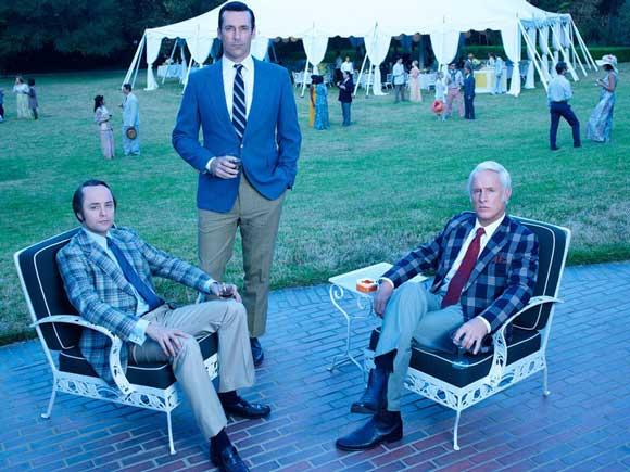 Mad Men, season 7, premiere