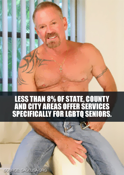 Jack Muscle Hot Older Male
