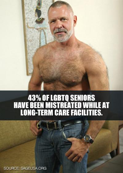 Allen Silver Hot Older Male