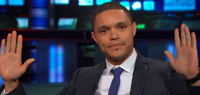 VIDEOS: New 'Daily Show' Host Trevor Noah Used To Kidnap Talk Show Guests