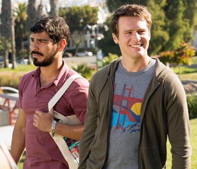 HBO Looking, Jonathan Groff, Raul Castillo