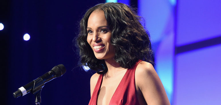 Kerry Washington, Scandal, Olivia Pope, GLAAD Awards, black homophobia