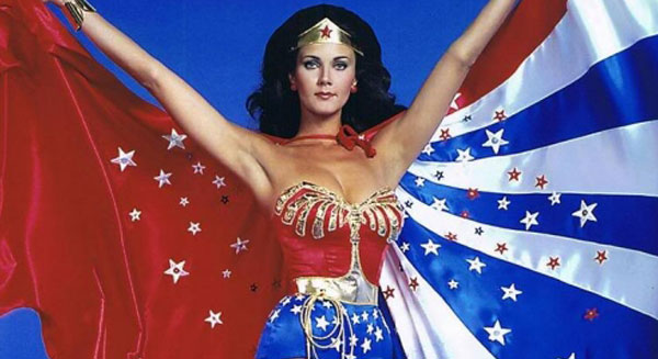 Wonder Woman, Lynda Carter, Wonder Woman comic book, Wonder Woman TV show, Wonder Woman Lynda Carter