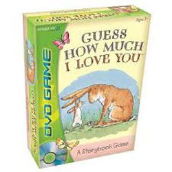 tabletop Games love guess how much i love you, board game, valentine's game