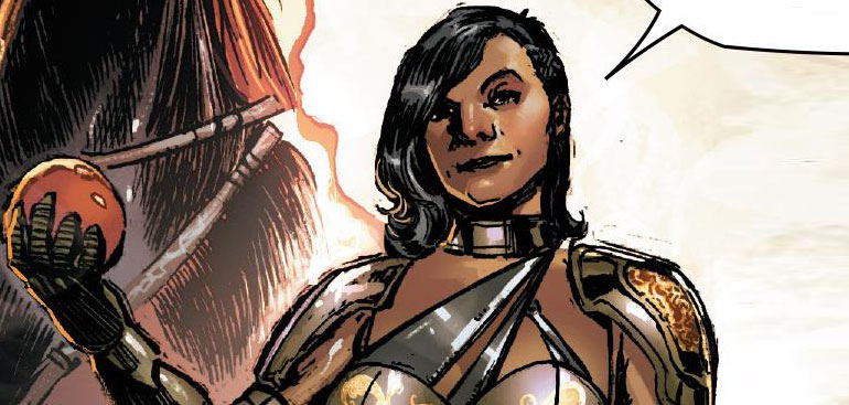 Marvel Comics Sera transgender superhero