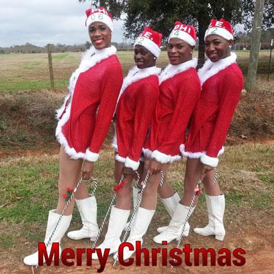 The Prancing Elites, gay, black, homosexual, Mobile, Alabama, five, dance, dancers, promotional photo