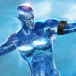 Iceman as seen in X-Men Legends II