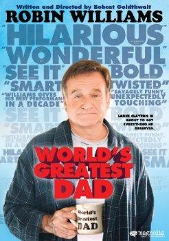 World's Greatest Dad,Bobcat Goldthwait,Robin Williams,dramedy