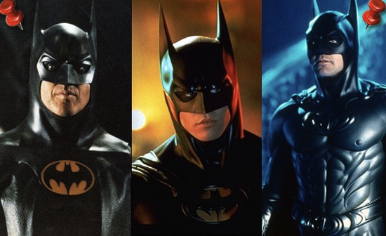 BATMEN: Ranking The 8 Actors To Play The Dark Knight