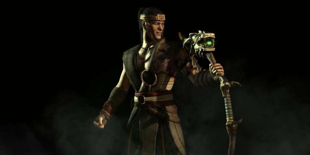 FINISH HIM (Off)! Mortal Kombat Debuts Gay Character