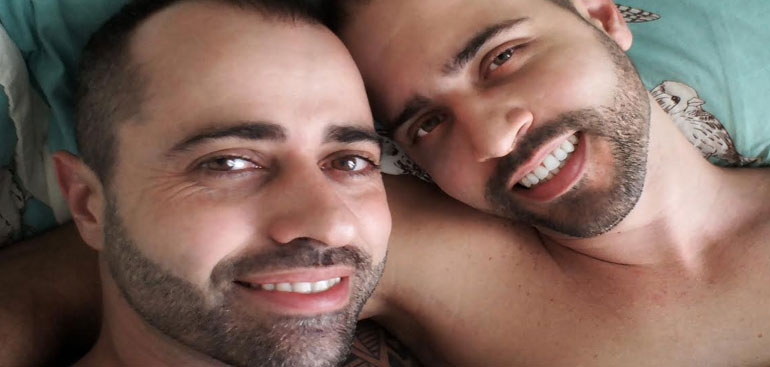Dopplebangers: 20 Boyfriend Couples That Look Alike