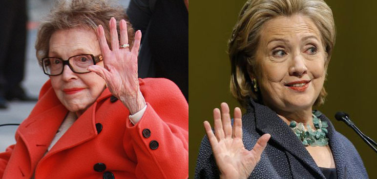 Did Nancy Reagan REALLY Just Endorse Hilary Clinton For President?