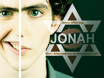 Jonah, ex-gay, reparative therapy, Jews Offering New Alternatives for Healing, gay man, white, blue eyes