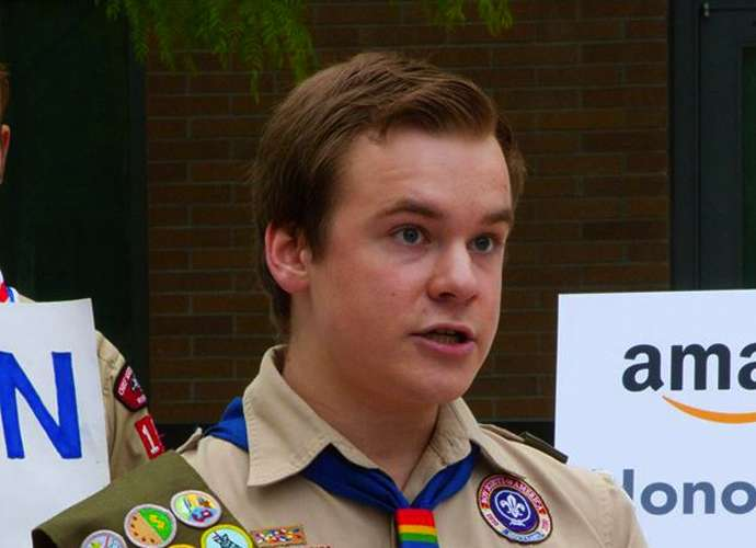 Boy Scouts of America Hire First Openly Gay Adult Leader