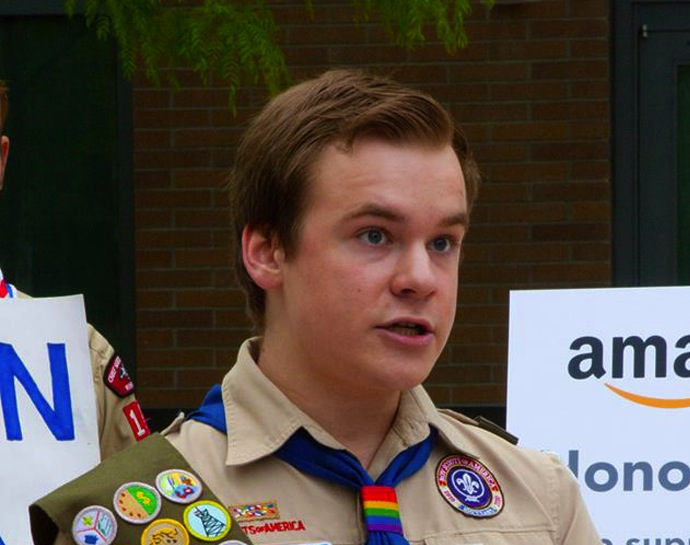 Boy Scouts Hire First Gay Adult