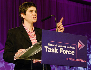 marriage equality, National Gay and Lesbian Task Force, National LGBT Task Force, Rae Carey, executive director, creating change