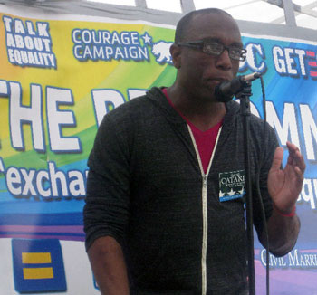 Michael crawford, Freedom to MArry, marriage equality, activist, gay blog