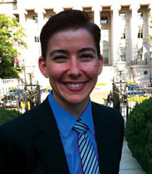 K.C. Coredini, Massachusetts, equality, executive director
