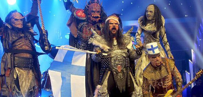 Eurovision Flashback: Remember When a Demon-Metal Band Won Eurovision?