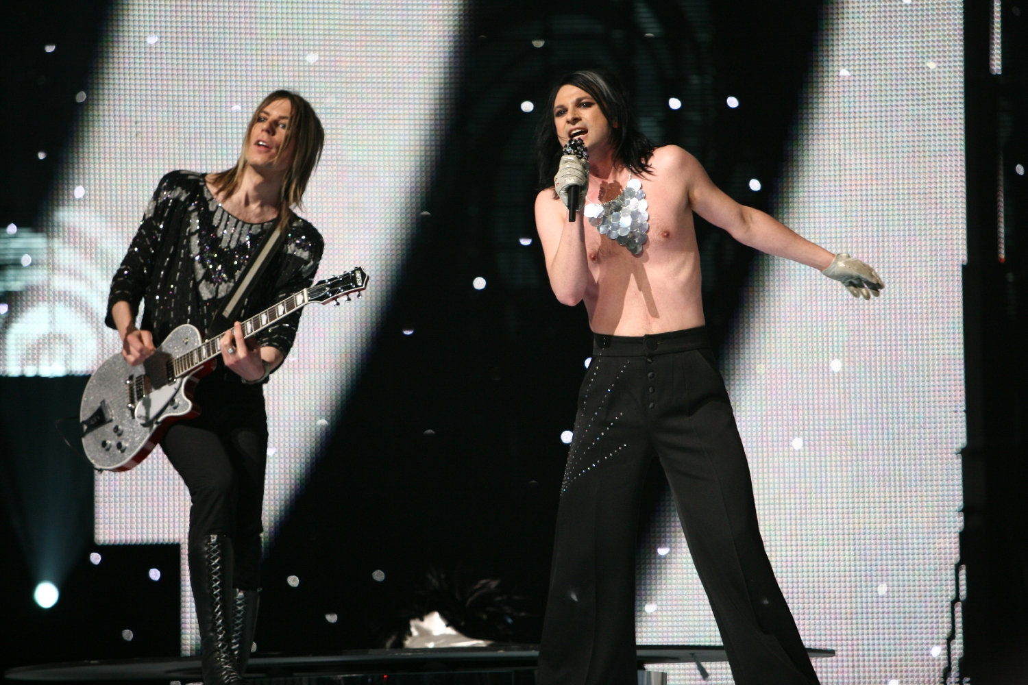 Eurovision Flashback: Remember the Swedish Scissor Sisters?