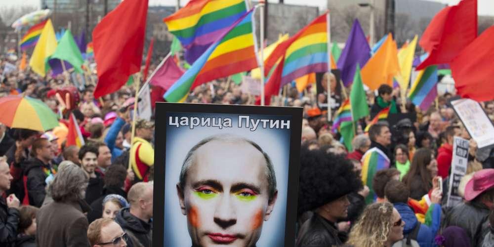 Wird Russlands Schwulen-Hetzjagd dem Land helfen, den Eurovision zu gewinnen?